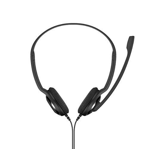 Sennheiser PC 3 Chat On-Ear Headphone with Mic Image 6