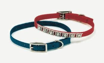 Artikelbild: Coastal Pet Products DCP320112BLU Nylon Jewel Collar