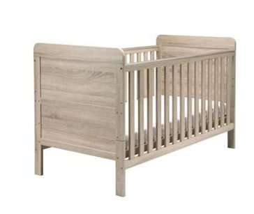 East Coast Nursery Fontana 3 Piece Cotbed Room Set. East Coast  2