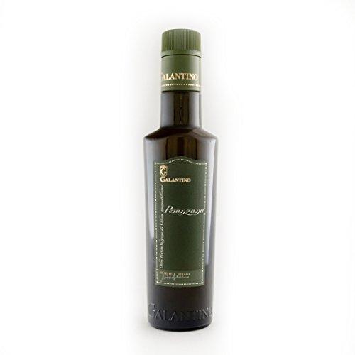 Olio extra vergine di oliva monocultivar peranzana 250ml