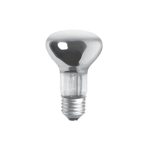 Bulk Hardware Reflektorbirne, 40W, ES, R63, 5
