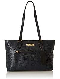 Isle Locada by Hidesign Women's Shoulder Bag (Blue)