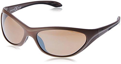 Alpina Kinder Sonnenbrille SEICO brown matt-Black