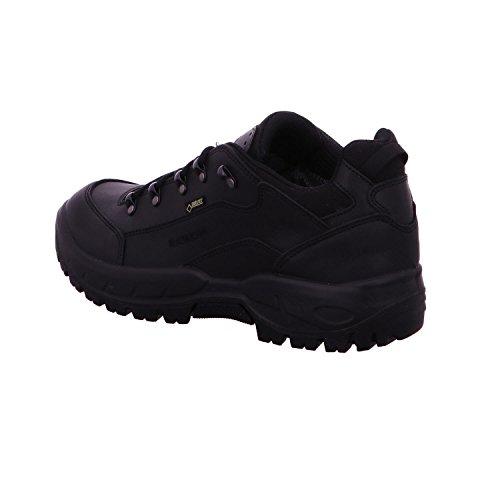 Lowa Outdoor Schuhe Renegade GTX LO TF Herren schwarz-schwarz (310908-9999)