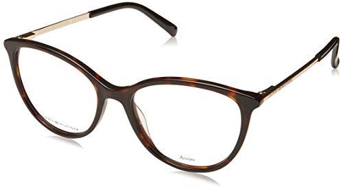 Tommy Hilfiger Brille (TH-1590 086) Acetate Kunststoff - Metall dunkel havana - gold