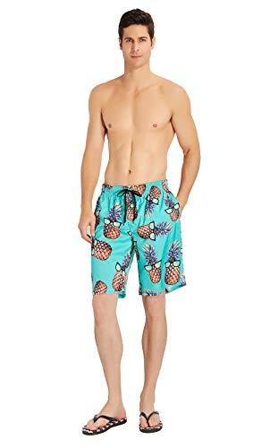 Zoom IMG-3 loveternal pantaloncini da surf uomo