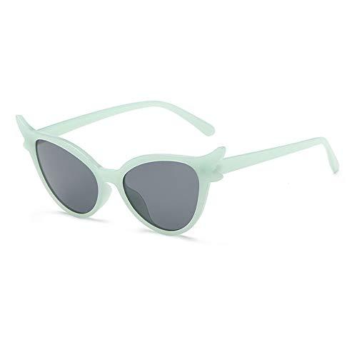 AOEIY Sonnenbrillen Polarisiert UV400 Schutz UV Strahlen Trend Sommer Herren Damen Mode Design Retro Vintage Gläser Ultra Leicht Autofahren Laufen Radfahren Angeln Golf Grünebox