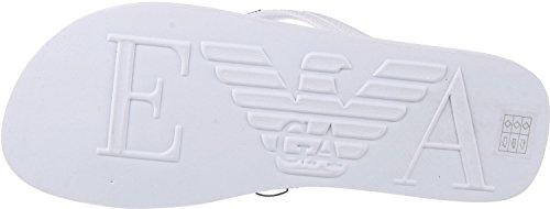 Emporio Armani Flip-Flops Weiß - weiß