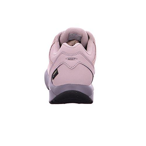 MBT Amara 6s Gtx Lace Up W, Sneaker a Collo Alto Donna Winter Grey