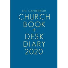 The Canterbury Church Book & Desk Diary 2020 Hardback Edition