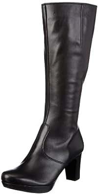 Gabor Shoes Gabor Comfort 72.996.57, Damen Stiefel, Schwarz (schwarz (Micro)), EU 44 (UK 9.5) (US 12)