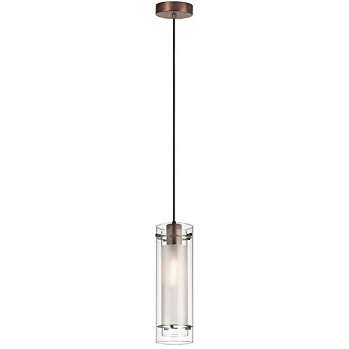 dainolite-lighting-22152-cf-obb-1-light-clear-frosted-glass-pendant-oil-brushed-bronze-finish-by-dai