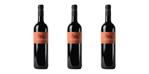 3 Bottiglie di Refosco dal Peduncolo Rosso DOC | Cantina Petrucco | Annata 2016