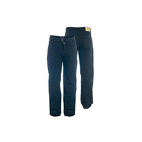 Rockford, Unisex Jeans, RJ9-20 Stretch, stay black [15628] Schwarz