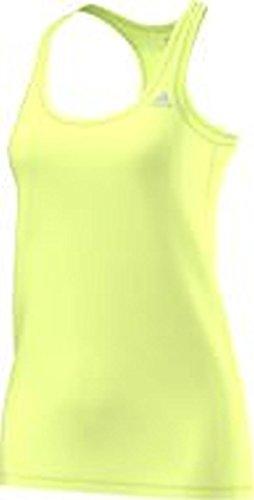 adidas Damen Tank Prime Gelb
