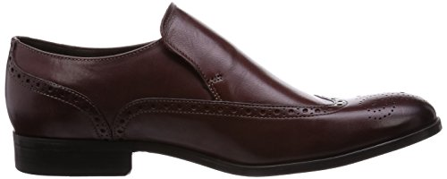 Clarks Banfield Slip, Chaussons Homme Marron