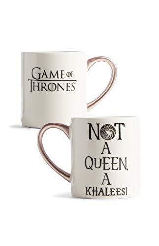 Taza Not a Queen, a Khaleesi -Juego de Tronos- Producto Oficial