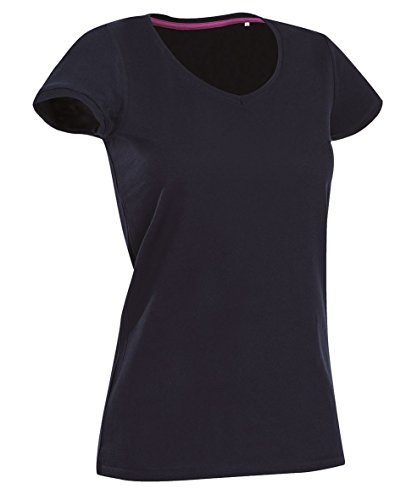 Stedman Damen T-Shirt Blau - Marine Blue