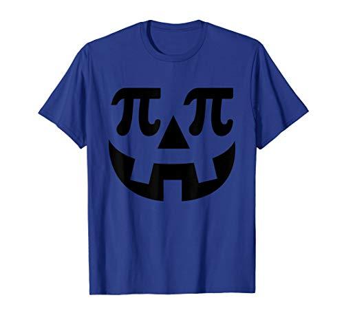 Halloween Lantern Green Kostüm - Lustige Kürbis Pi Halloween Kostüm Math Nerd Geek Geschenke T-Shirt