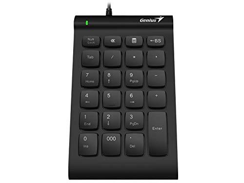 Genius 4160026468 - Teclado numérico Pad i120