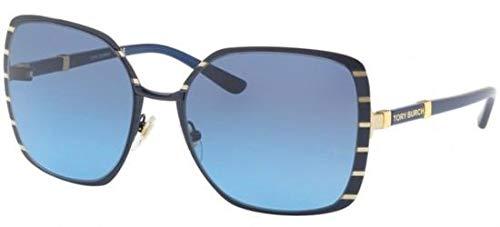 Tory Burch Sonnenbrillen TY 6055 Blue Gold/Blue Shaded Damenbrillen (Sonnenbrille Tory Burch)