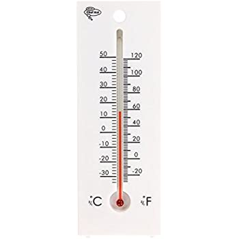 Chef Aid Room Thermometer: Amazon.co.uk: Kitchen & Home