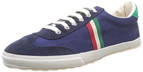 El Ganso Match Canvas, Zapatillas para Hombre, Azul (Dark Blue), 43 EU