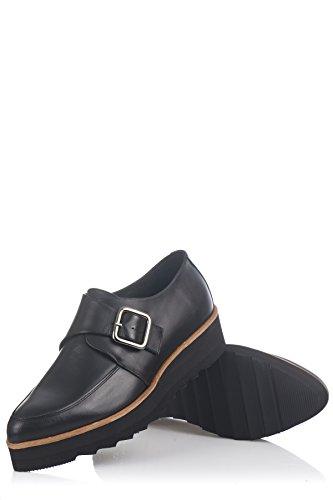 Laura Moretti Bugy Shoes, Chaussures Femme Noir