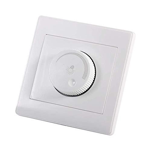 Regulador de intensidad Interruptor de atenuación de pared Interruptor de atenuación del...