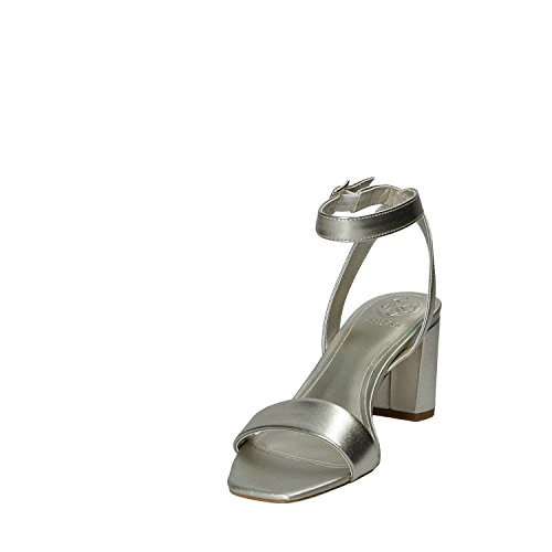 Guess FLAN31 LEL03 Sandalo Tacco Donna Grigio