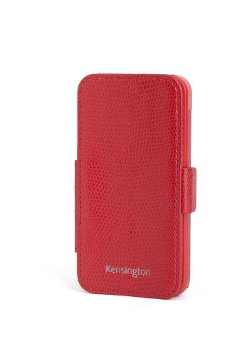 Kensington K39618WW Folio pour iPhone 5 Rouge snake Rouge snake
