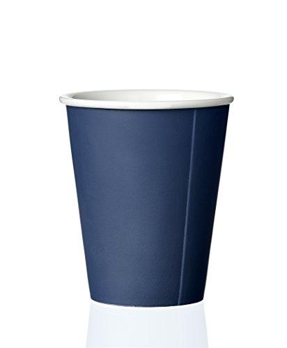 Viva Scandinavia - Tasse à Thé en Porcelaine Bleu 20 cl