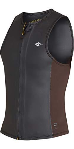 BILLABONG Mens 2mm Revolution Glide Neo Vest Black N42M13 Size - L