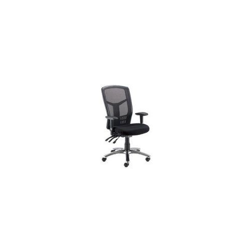 Best Price Avior 24 Hour High Back Mesh Operator Chair – Black Special