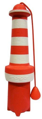 Rogz Leuchtturm Floating Hundespielzeug… | 00659510032416