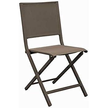 Pliantes Lot TPEP Florence Proloisirs de chaises 6 CdBexor