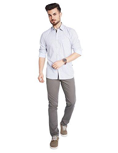 Parx Men's Casual Trousers