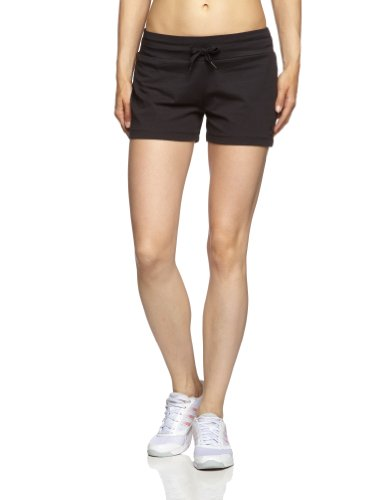 adidas-Damen-Shorts-Essentials-Knit