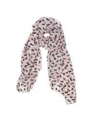Samanthjane Clothing - Bufanda - Animal Print - para mujer Rosa rosa