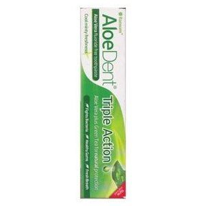 Aloe Vera Triple ActionT/paste (100ml) x 6 Pack