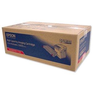 Epson S051125 Toner mit hoher Kapazität für AcuLaser C3800 magenta