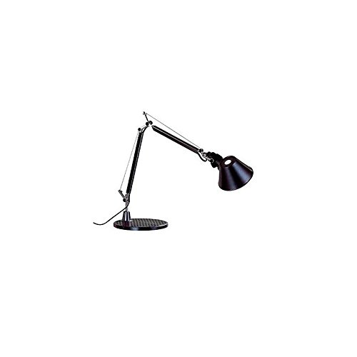 Lampe de table TOLOMEO MINI Artemide - Noir, Halo