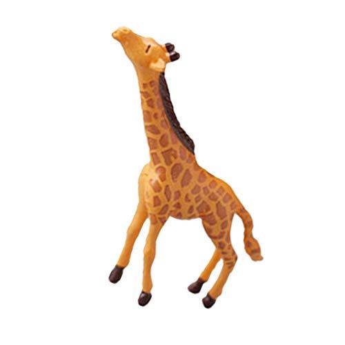 Gankmachine Künstliche Mini-Cartoon-Tier Niedlich Vivid Miniatur-Figur Micro Landschaft Tabellen-Garten-Dekoration (Figur Miniatur-schwein)