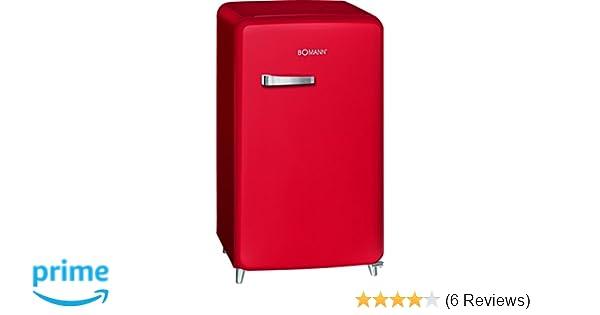 Bomann Kühlschrank Griff : Bomann ksr kühlschrank a retro design kühlen l