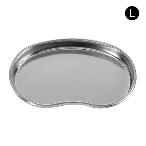 S/M/L-Behälter-Edelstahl-Desinfektions-Werkzeug-Tätowierung für zahnmedizinische Augenbraue-Lippentätowierung