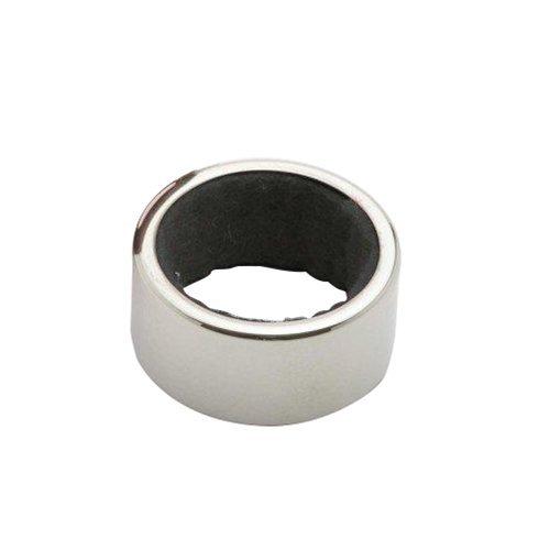 Weis Antitropf-Ringe Set, Edelstahl, Silber, 3.5 x 3.5 x 2 cm, 2-Einheiten