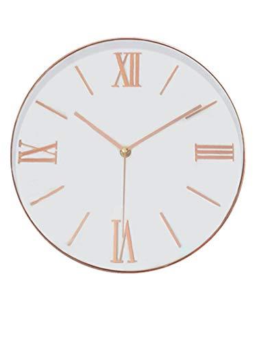 Foxtop 12 Pulgadas Universal Reloj De Pared Silencioso Interior Con