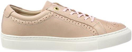 Pantofola d'Oro Damen Napoli Donne Low Sneaker Pink (Nude)