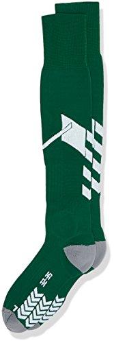 Hummel Football Socks Unisex Tech Padded Long Socks–Football in Various Colors–Stockings 'Shock Absorption' on Heel & Toe Ankle Socks, Children's