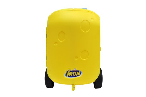 Image of Sambro Spongebob Squarepants Ride-On Toy Box